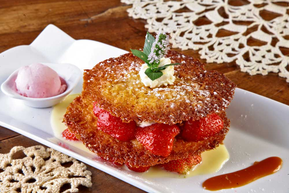 Crispy Strawberry
